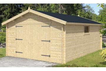 Garage GRAND LIMOUSIN 34mm - 20,6m² intérieur