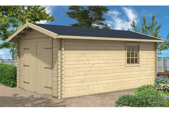Garage Occitanie 44mm - 18,12m² intérieur